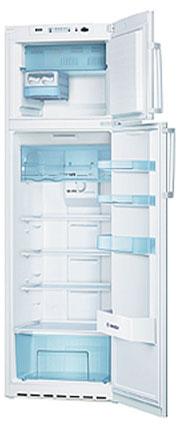 двухкамерный холодильник Bosch KDN 32X00