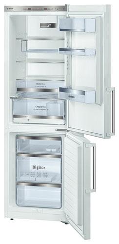 двухкамерный холодильник Bosch KGE36AW30