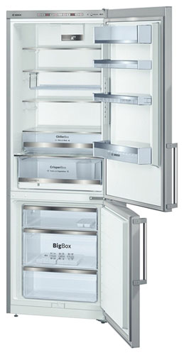 двухкамерный холодильник Bosch KGE49AI30