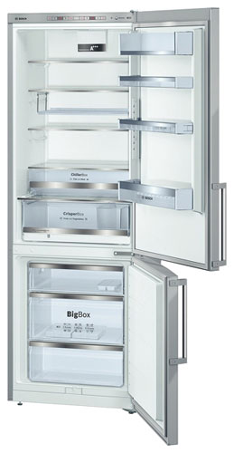 двухкамерный холодильник Bosch KGE49AI40