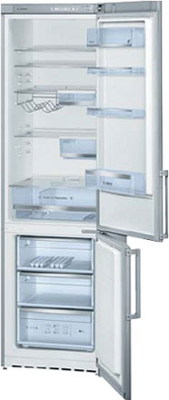 двухкамерный холодильник Bosch KGE 36 AI 20 R