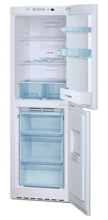 двухкамерный холодильник Bosch KGN 34V00