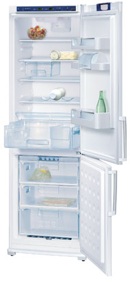двухкамерный холодильник Bosch KGP 36321
