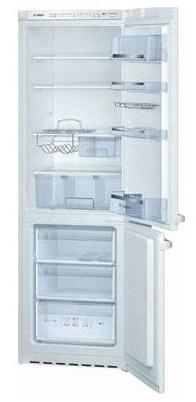 двухкамерный холодильник Bosch KGS36Z26