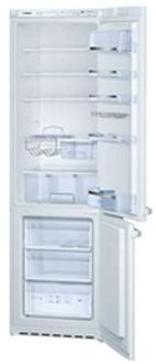 двухкамерный холодильник Bosch KGS39Z25