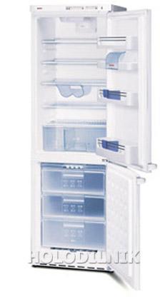двухкамерный холодильник Bosch KGS 36310