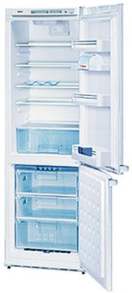двухкамерный холодильник Bosch KGS 36V00
