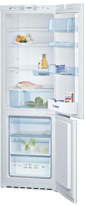 двухкамерный холодильник Bosch KGS 36V25