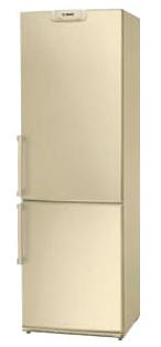 двухкамерный холодильник Bosch KGS 36X51