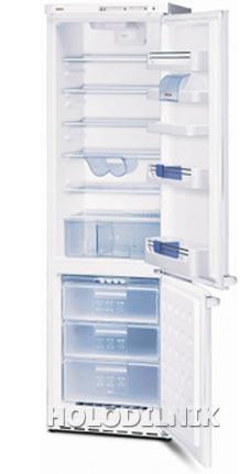 двухкамерный холодильник Bosch KGS 39310