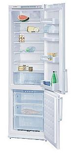двухкамерный холодильник Bosch KGS 39N01