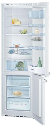 двухкамерный холодильник Bosch KGS 39X25