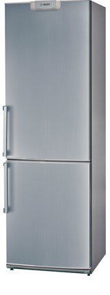 двухкамерный холодильник Bosch KGS 39X61