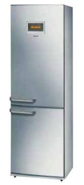 двухкамерный холодильник Bosch KGU 34M90