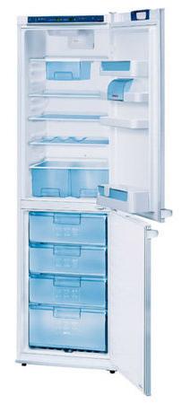 двухкамерный холодильник Bosch KGU 35125