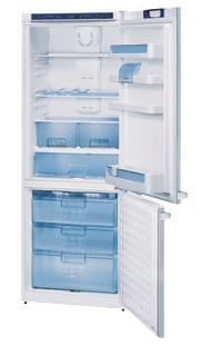 двухкамерный холодильник Bosch KGU 40123