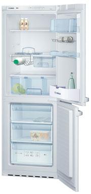 двухкамерный холодильник Bosch KGV 33X25