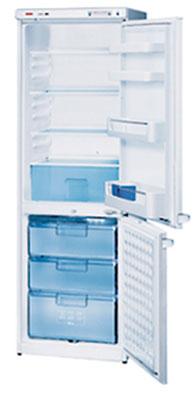 двухкамерный холодильник Bosch KGV 36610