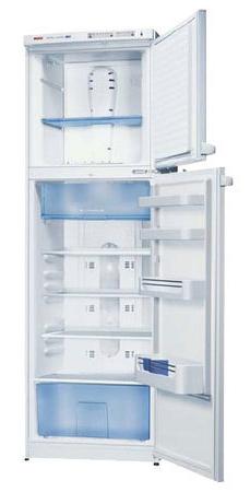 двухкамерный холодильник Bosch KSU 32610