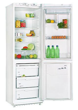 двухкамерный холодильник POZIS (Позис) 149-5 Серебро