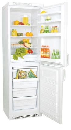 двухкамерный холодильник Саратов 105 (КШМХ-335/125)