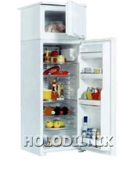 двухкамерный холодильник Саратов КШД-200/30(258)